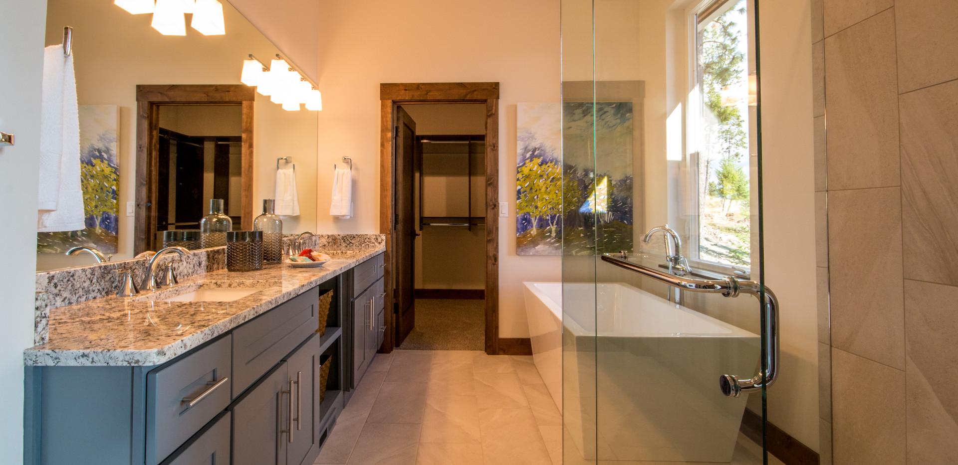 Swan Master Bath