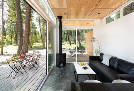 Stoner Creek Cabins Open Living