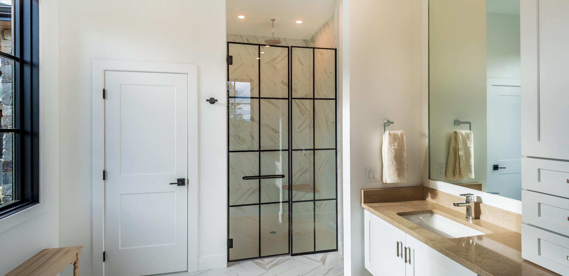 Panorama - Walk-in Shower