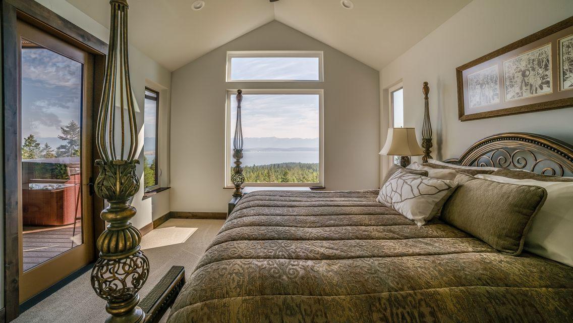Big Bear Boulder Master Bedroom