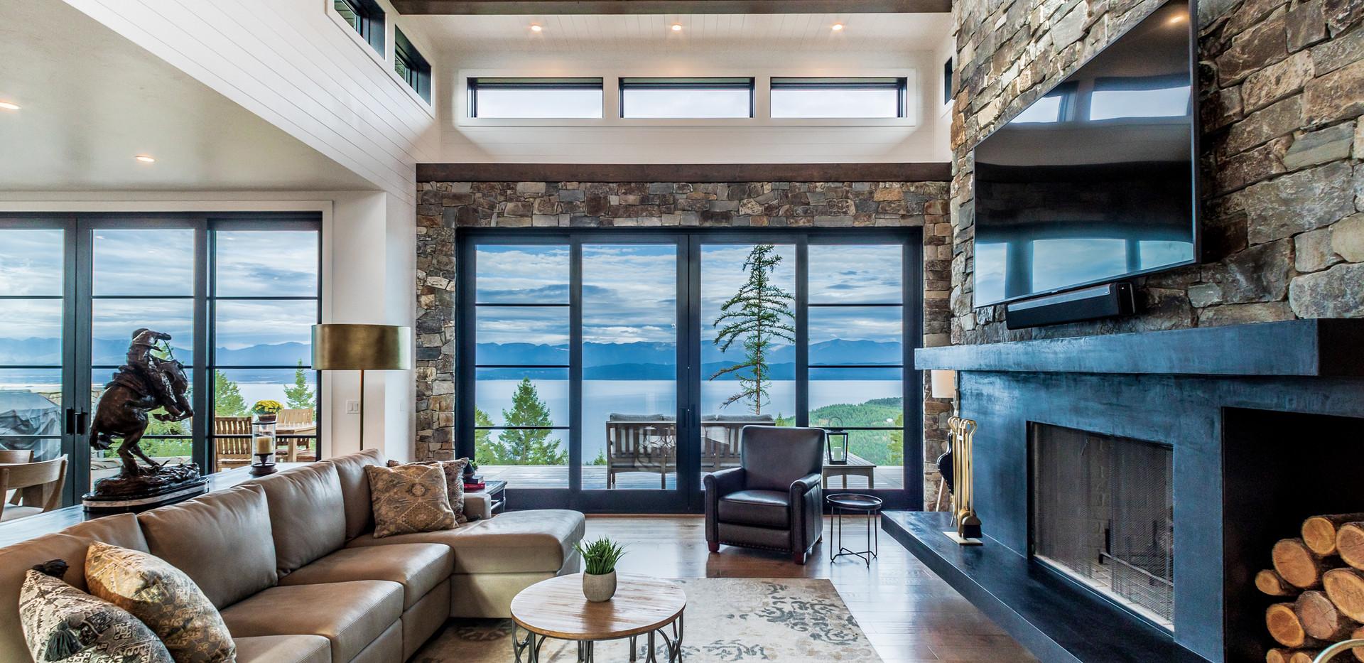 Panorama - Living Room