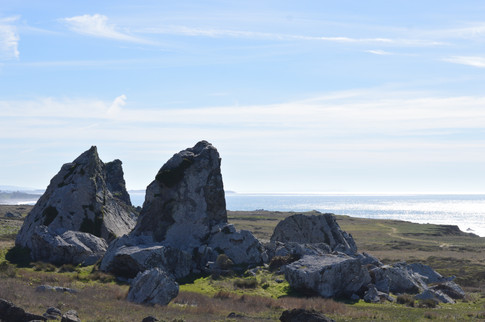 Escape to the Bouldering Bay