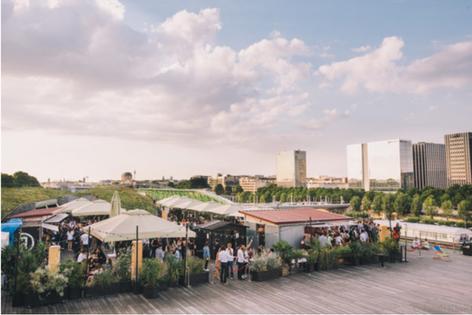 Paris: Best Rooftop Bars