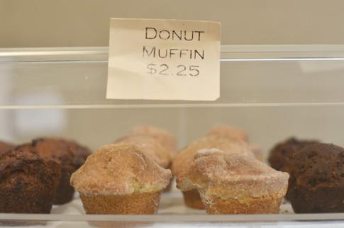 Nostalgia Baked Goods, Downtown Bakery Healdsburg