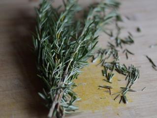 Rosemary Oil or Ghee: Anti-inflammatory Bomb