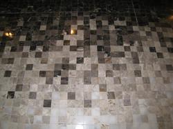 Custom made mozaic