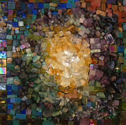 glass mosaic composition 2