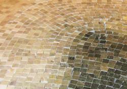 Marble mosaic. Custom made