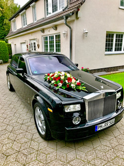 Royce Phantom Berlin mieten !