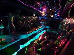 VIP Hummer H2 Innen