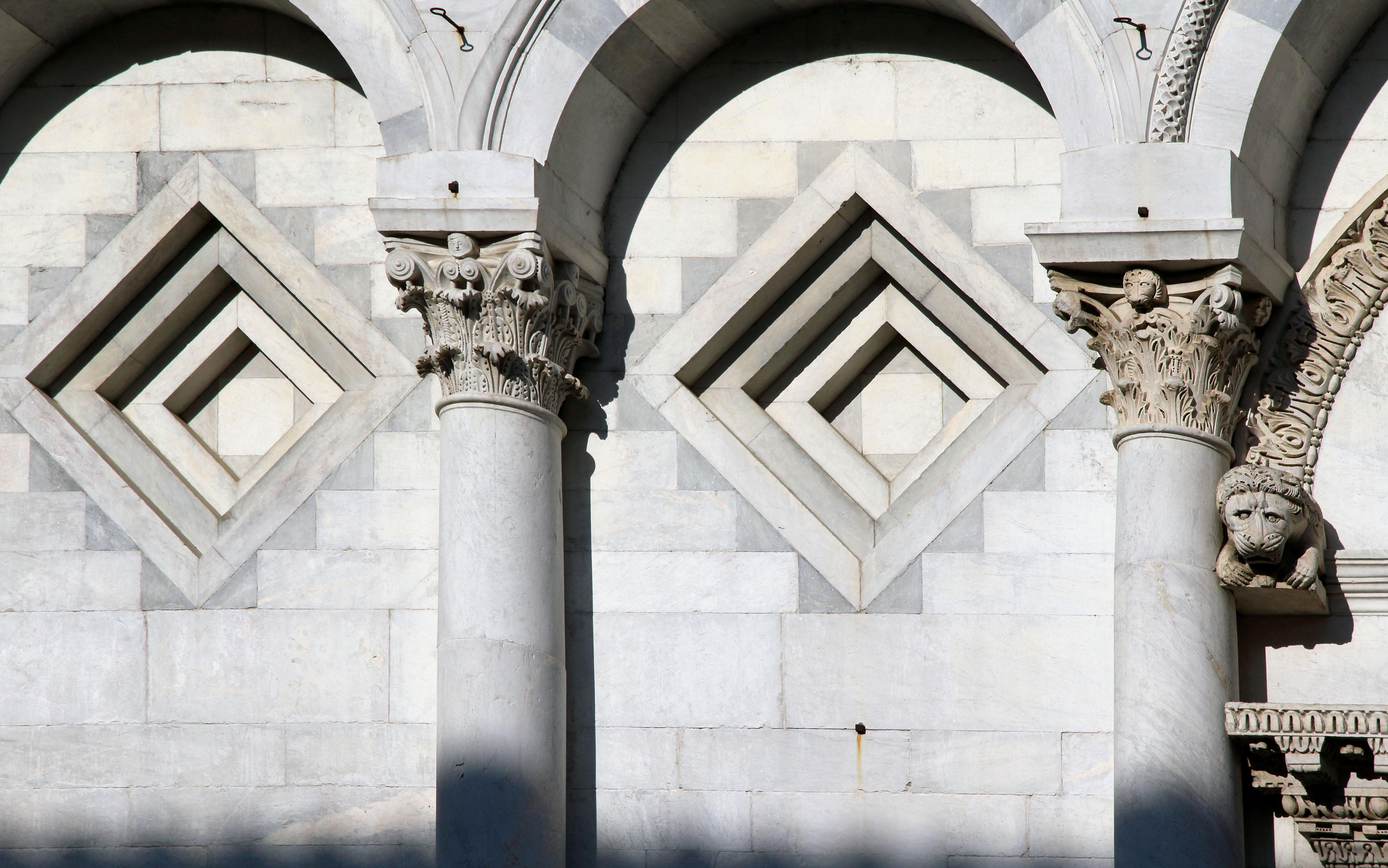 dettagli architettonici