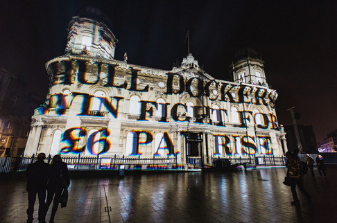Made in Hull - We Are Hull by Zsolt Balo