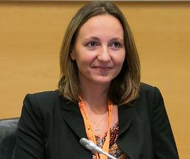 Audrey BERTHIER, Trésorière de Catel Réseau et Directrice exécutive du MEDES