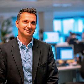 Thomas Hody, Administrateur et Responsable Marché Santé MGDIS
