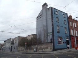 Perspective view of no. 134 James St