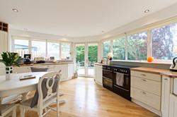 Refurbishment of kitchen