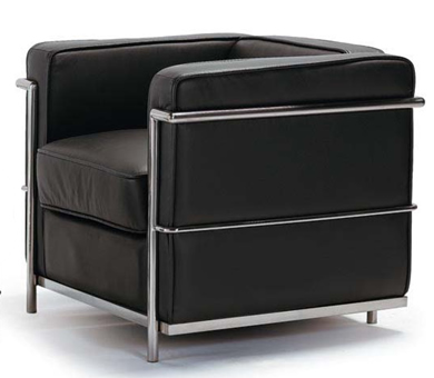 LC3 Le Grand Confort Arm Chair