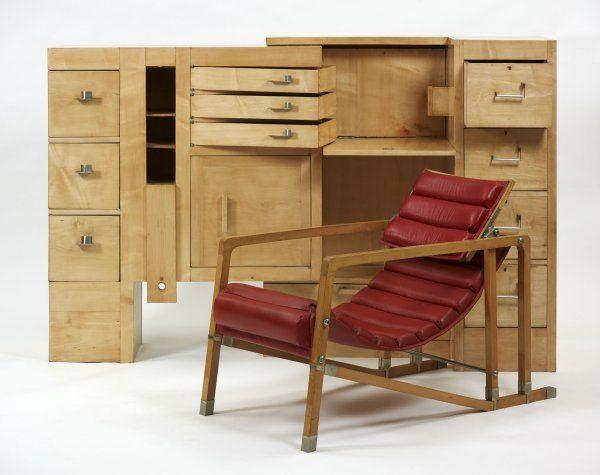 Cabinet d'Architecte, Eileen Gray