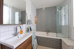 Extended family bathroom