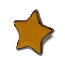 Yellow Star 13mm