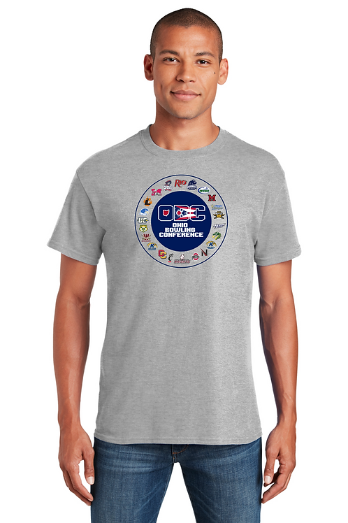 Ohio Bowling Conference Tee