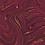 Thumbnail: Pleated Cotton Mask - Burgundy Oil Slick