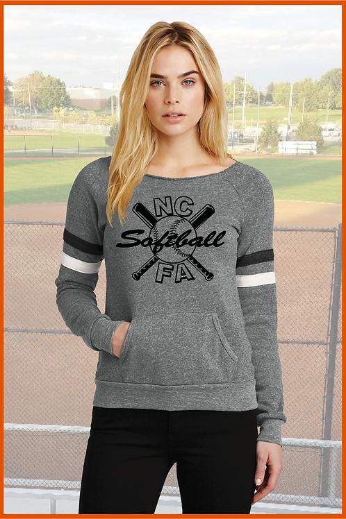 Alternative Women's Maniac Sport Eco™-Fleece Sweatshirt