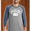 Thumbnail: 3/4 Sleeve Raglan T-Shirts