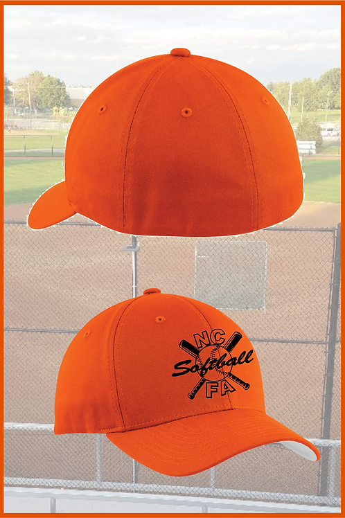 Embroidered FlexFit Cotton Twill Hats