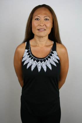 Feather Frill Tank