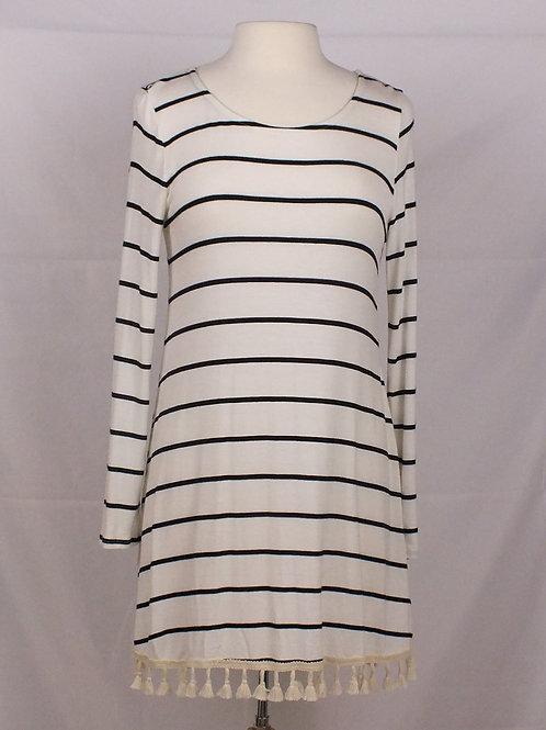Catherine Striped Dress