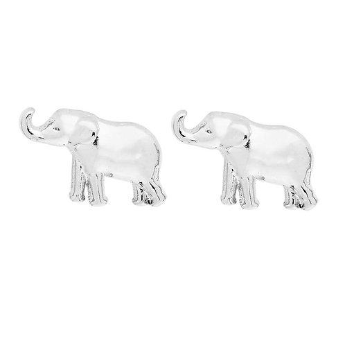 Lucky Elephant Earrings