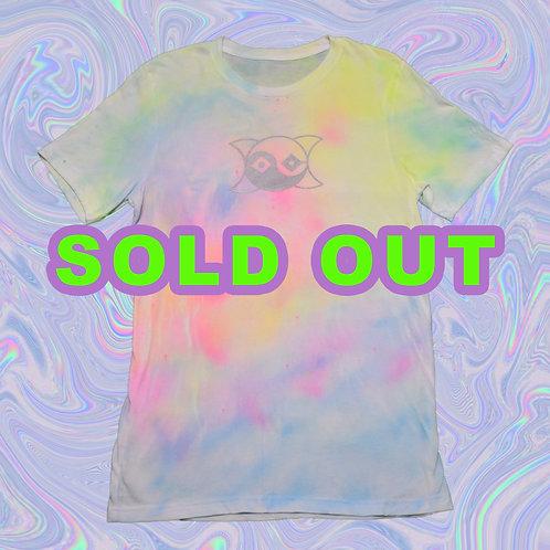 ÖD Logo Neon Graffiti T-Shirt