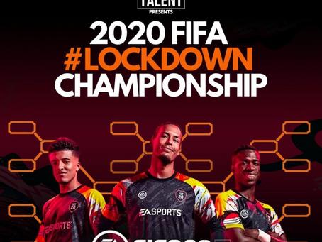 2020 FIFA Lockdown Online Tournament