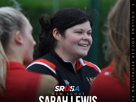 NEW STAFF: Sarah Lewis Joins The SRUSA Team as a Scout in the United Kingdom.