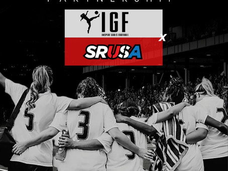 Sports Recruiting USA and Inspire Girls Football Announce Official Partnership