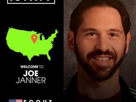 NEW STAFF: Joe Janner joins as Scout covering Kansas City, Kansas area