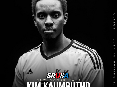 NEW STAFF: Former NAIA National Champion, Kim Kaumbutho joins SRUSA as a Consultant
