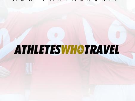 NEW PARTNERSHIP: SRUSA Announce Partnership with Athletes Who Travel
