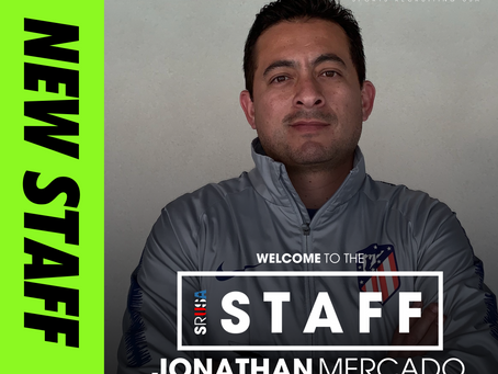 NEW STAFF: Jonathan Mercado joins as Scout covering Texas and Mexico
