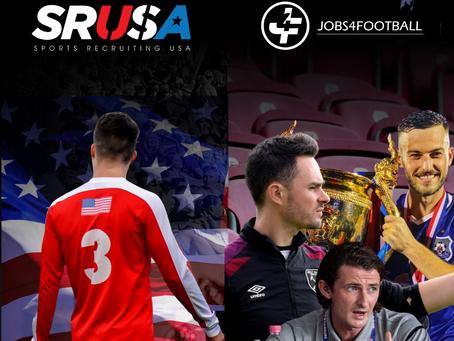 New Partnership: Sports Recruiting USA announces new partnership with Jobs4Football