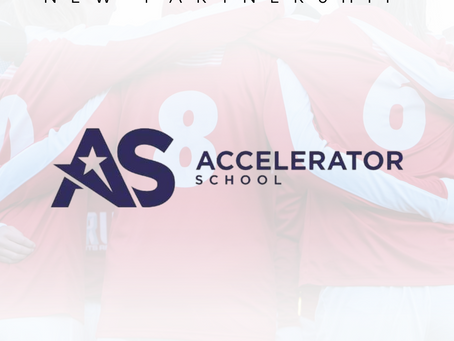 NEW PARTNERSHIP: SRUSA Announce Partnership with Accelerator School