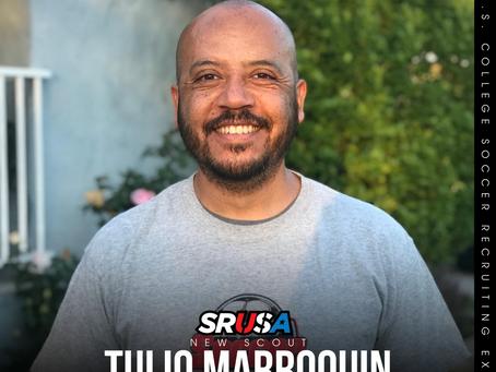 NEW STAFF: SRUSA bring Tulio Marroquinon board as a scout in Southern California