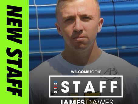 New Staff: James Dawes joins as Soccer Consultant