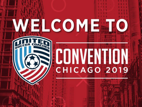 SRUSA at the United Soccer Coaches Convention - Chicago