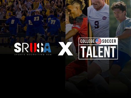 SRUSA team up with College Soccer Talent to help College Soccer Players be seen by Pro Scouts/Clubs
