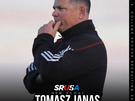 NEW STAFF: SRUSA bring Tomasz Janas on board as a scout in Canada