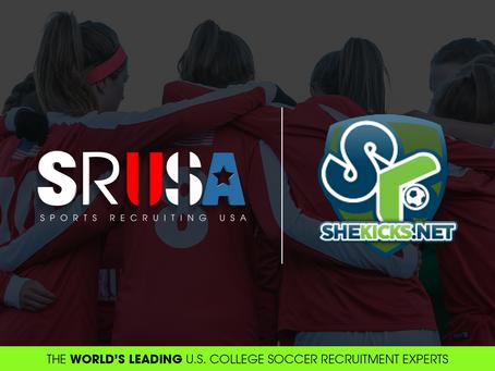 SRUSA and SheKicks Extend Partnership 🤝