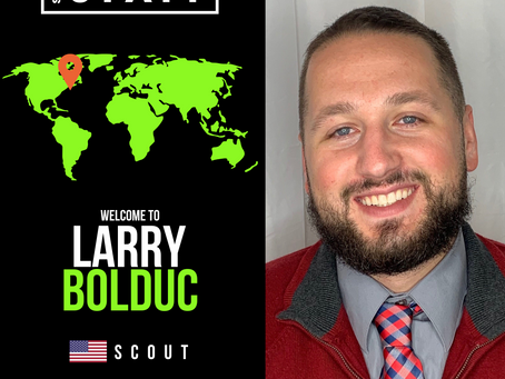 NEW STAFF: New England Revolution Academy Coach, Larry Bolduc, joins as a scout.