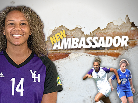 SRUSA Announce Former Client Lailah Muscat as New Ambassador